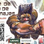 XV Salón del Cómic y Manga de Castilla y León talleres Santiago Bellido Inscripción