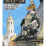 XV Salón del Cómic y Manga de Castilla y León. Programa oficial