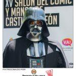 PHOTOCALL XV Salón del Cómic y Manga de Castilla y León. Recoge tu fotografía.