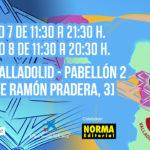 XIV Salón del Cómic y Manga de Castilla y León. SPOT