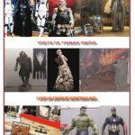 XIII Salón del Cómic y Manga de Castilla y León. Exposiciones: Will Eisner, experiencia galáctica, la tierra media, súper héroes, Indiana Jones