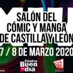 XIV Salón del Cómic y Manga de Castilla y León presenta: Concurso de carteles Universidad de Valladolid Tierra y Medio Ambiente un compromiso social en viñetas.