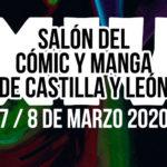 XIV Salón del Cómic y Manga de Castilla y León. Concurso de Carteles.