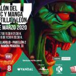 XIV Salón del Cómic y Manga de Castilla y León. Venta online